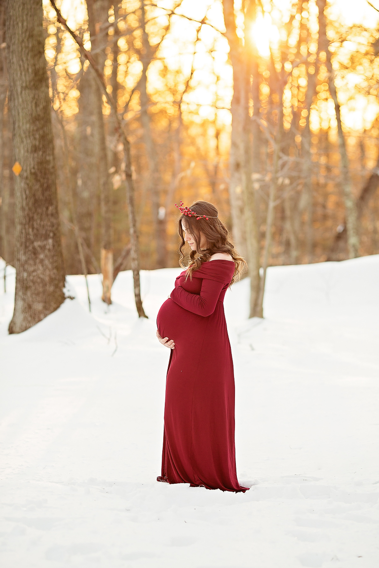 CT Maternity Session Connecticut Photographer
