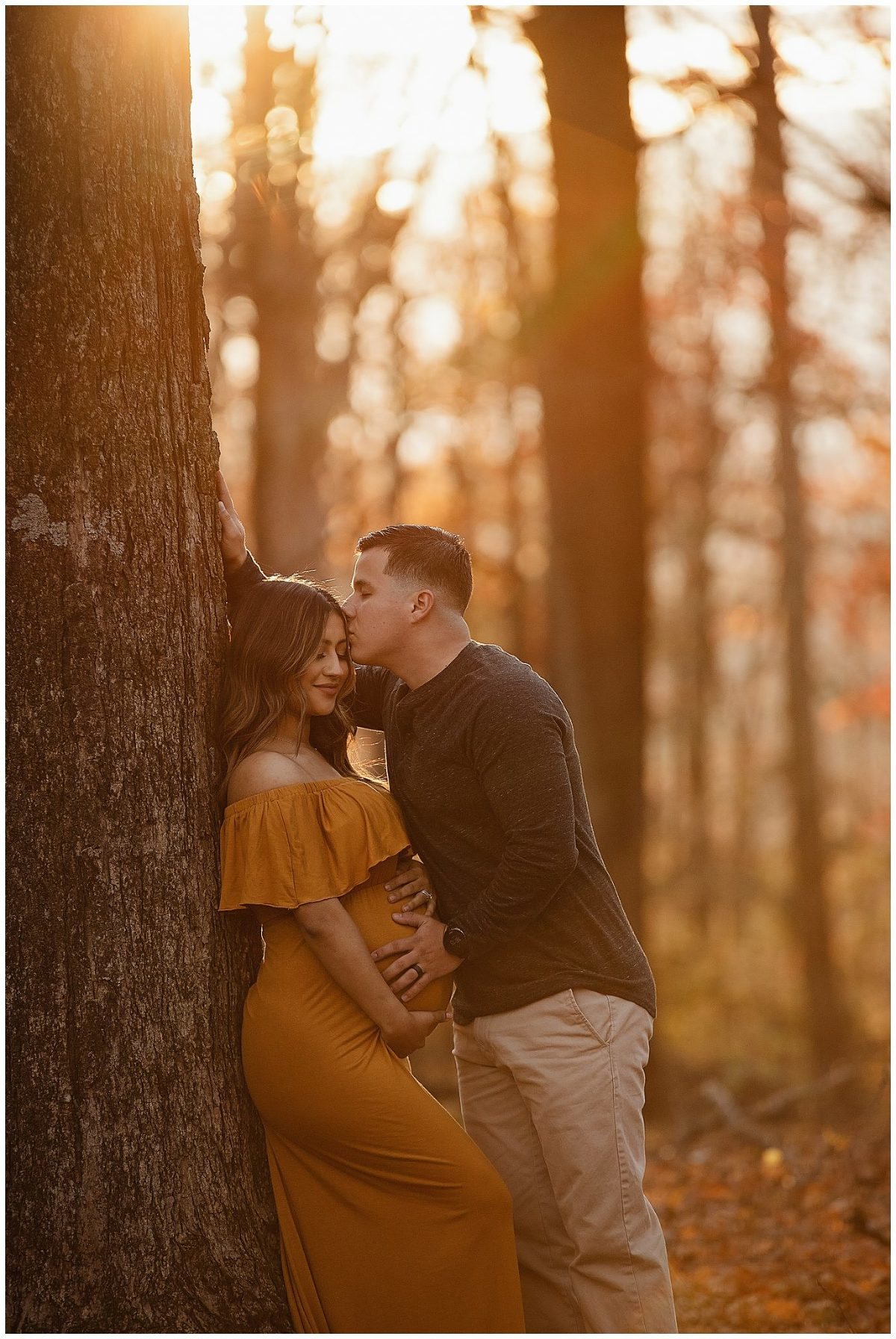 Last of Fall Connecticut best Maternity & Pregnancy Photographer for Litchfield County CT, Fairfield County CT and Westchester County NY