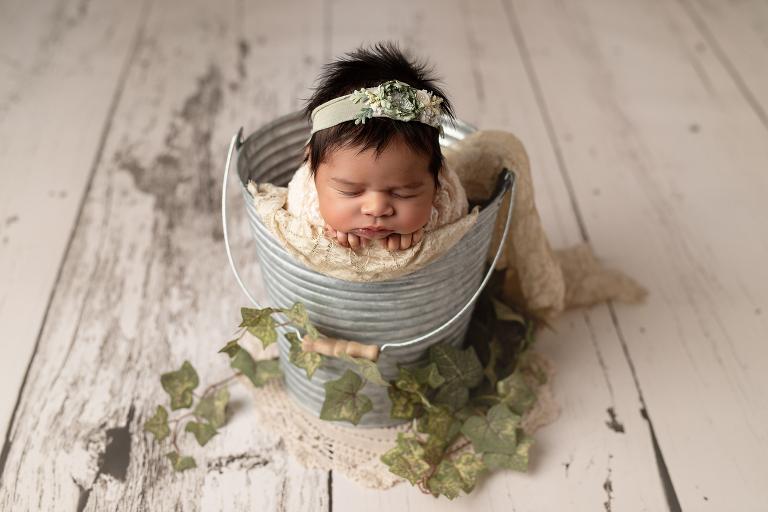 Connecticut Newborn Photographer Infant photos CT