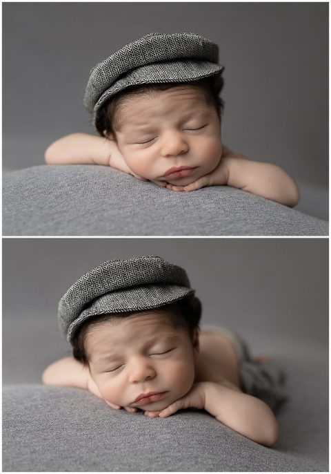 Little Creative Newborn Photos - Connecticut Newborn & Infant Photographer CT - Litchfield County CT, Fairfield County CT, Westchester County NY